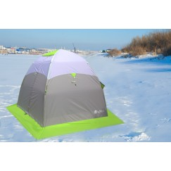 Палатка зимняя Лотос 3 Универсал (2.70x2.55x1.80 м)